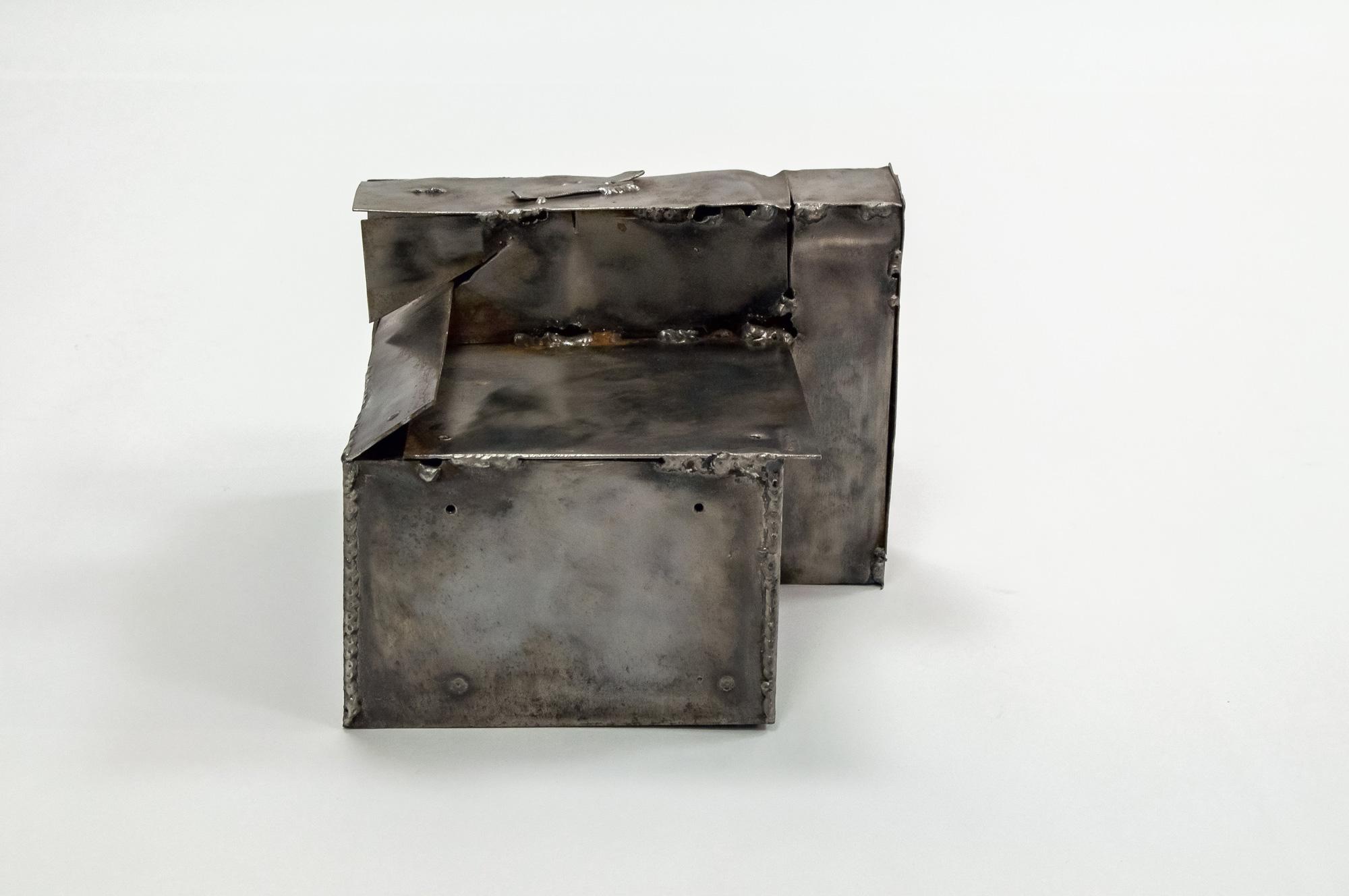 stone │ metal │ 2019 │ 22cm x 27cm x 18cm